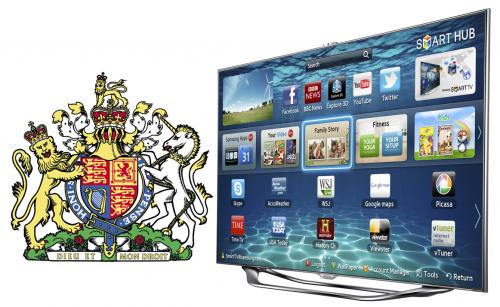 영국 왕실이 인정했다! 삼성 스마트TV '퀸 로열 워런트' 인증 획득